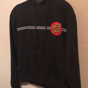 Authentic Santa Cruz hoodie